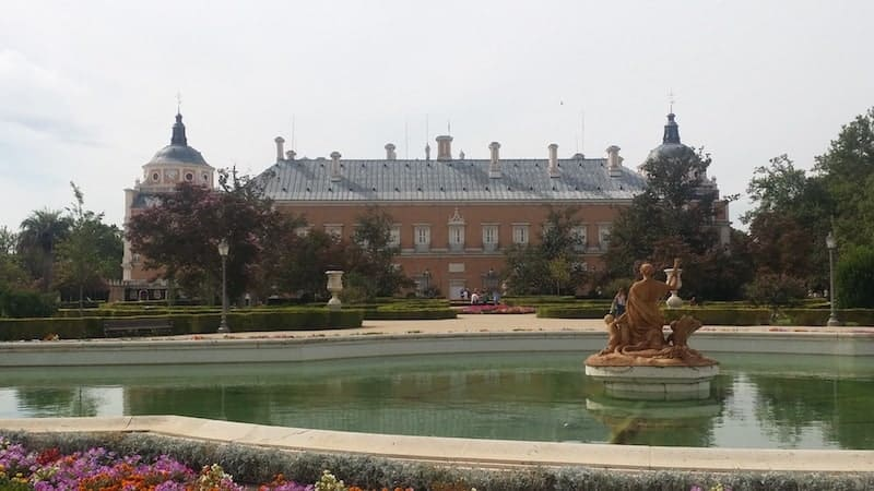 Aranjuez Royal Palace