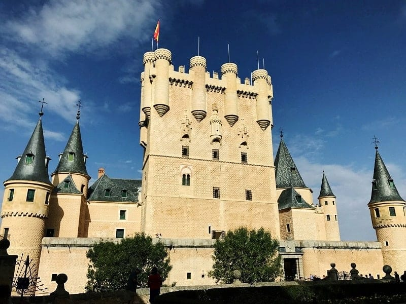 Royal Alcazar of Segovia