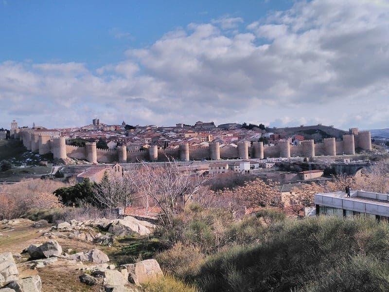 Avila - Segovia