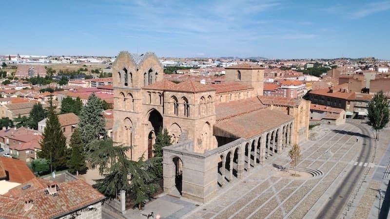 La Basilica de San Vicente