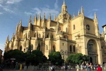 Toledo - Segovia - Palacio Real