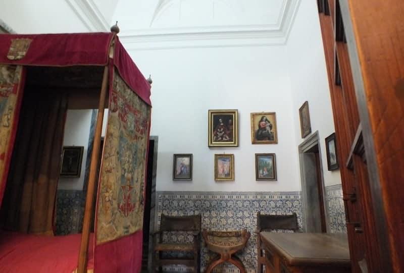 lodgings of Felipe II