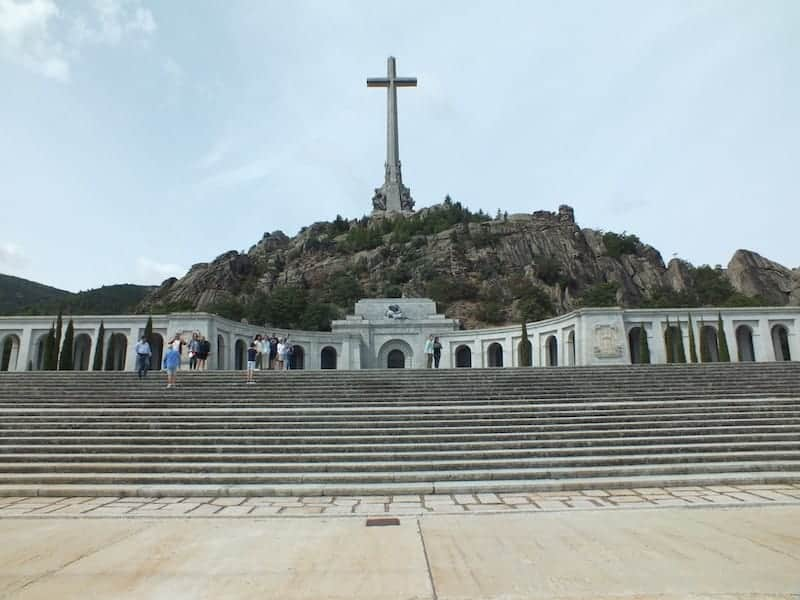guided tour to the Valley of the Fallen