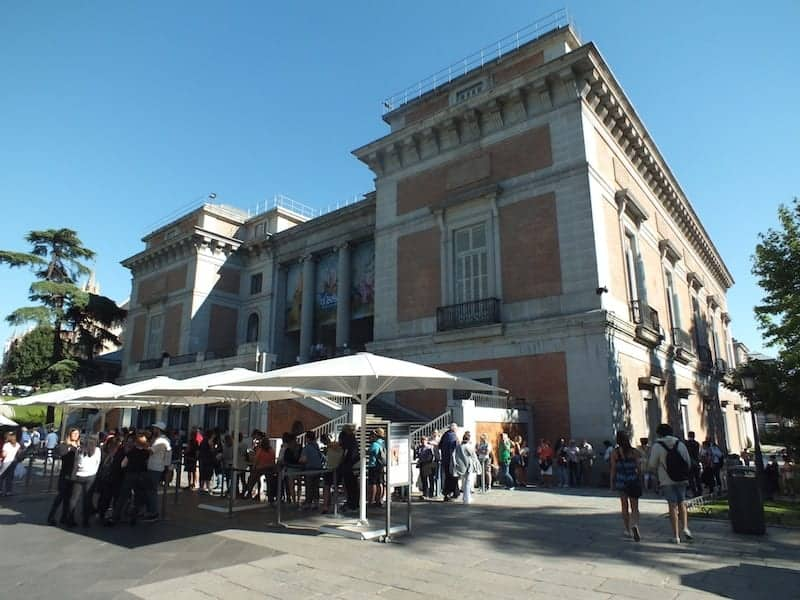 Excursion guiada al Museo del Prado en Madrid
