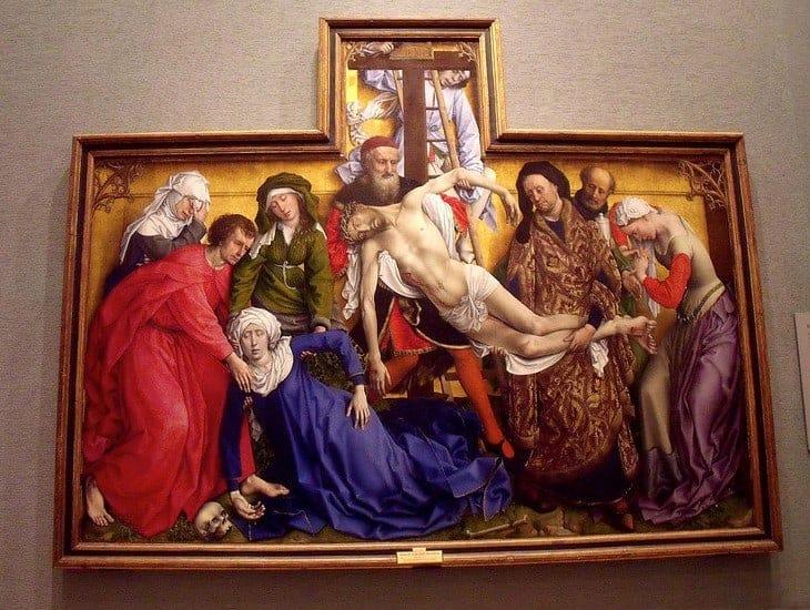 Obra de de Rogier Van der Weyden