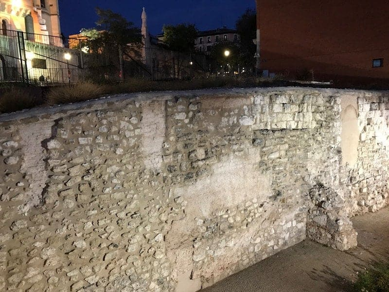 Moorish Wall