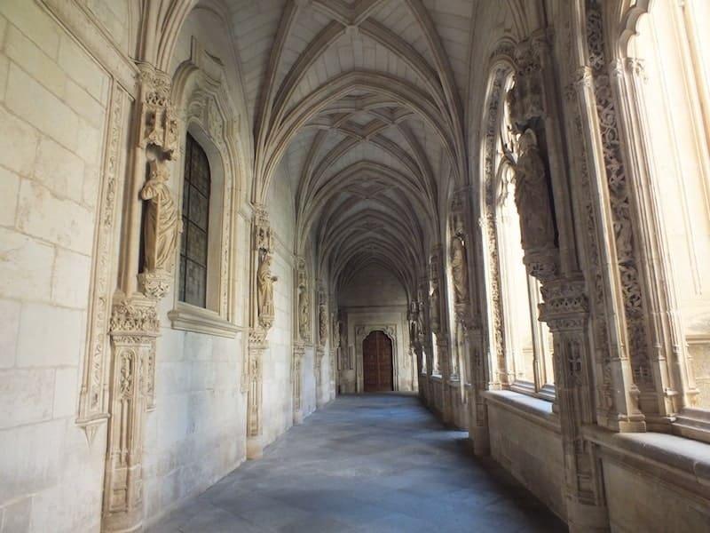 Interior del Monasterio de San Juan