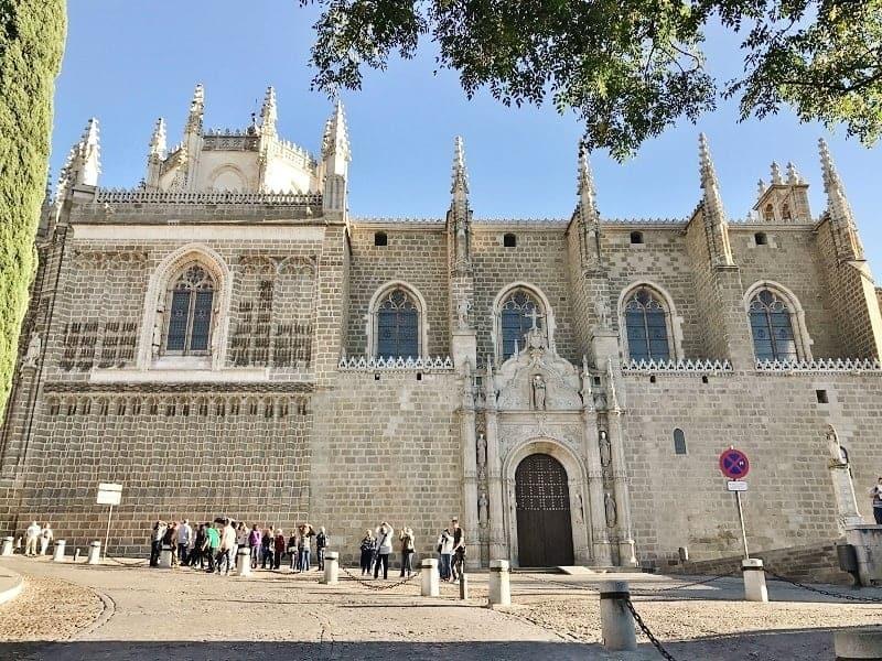 San Juan de los Reyes Monastery