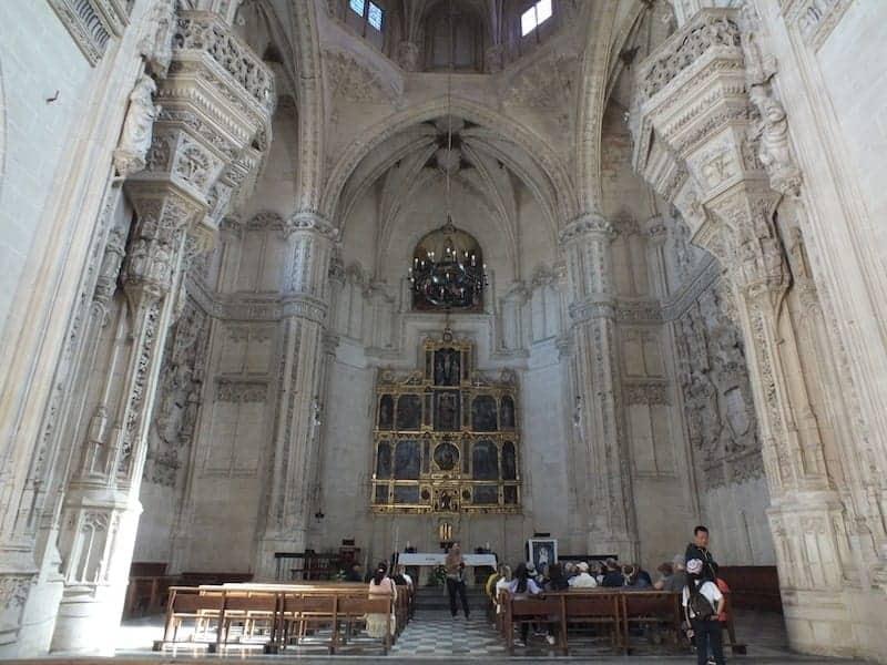 Monastery of Toledo