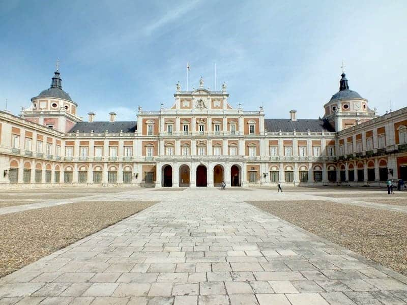 Aranjuez Tour (1/2 day)