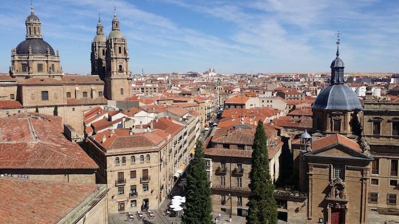 Guided Visit to the Salamanca and Avila from Madrid