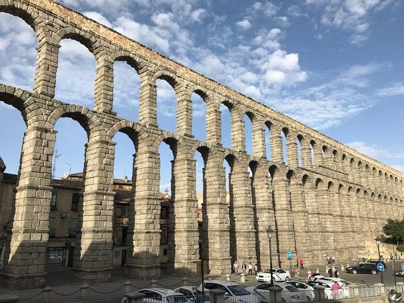 Ávila y Segovia Monumental