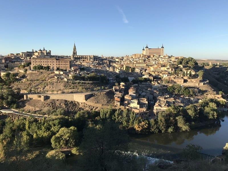 Toledo - Aranjuez