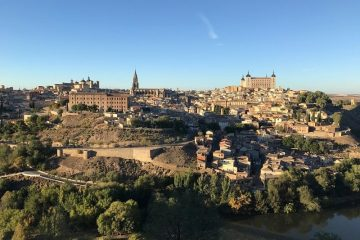 Toledo panoramic view