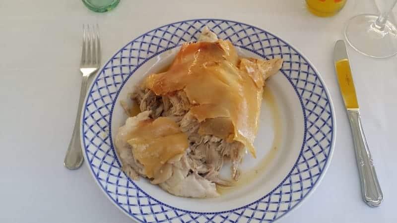 Comer cochinillo en Segovia