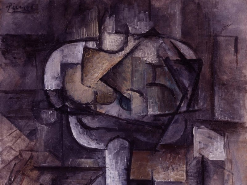 Obras de Picasso en el museo Reina Sofía