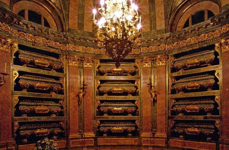Pantheon of the kings