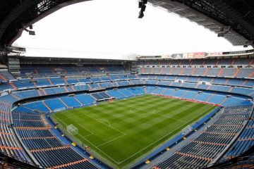 Bernabeu Madrid